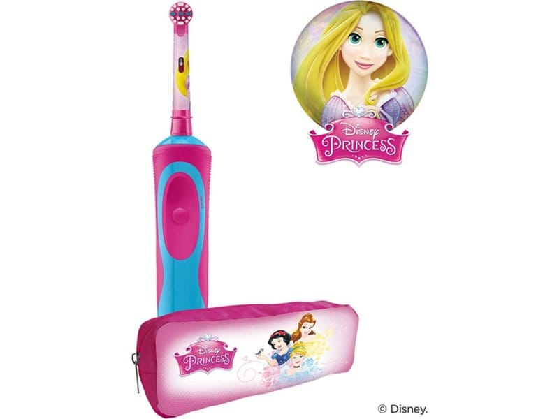 Oral-B Stages Power Kids Princess + case