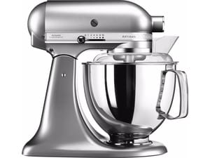KitchenAid Artisan 5KSM175PS Geborsteld Nikkel