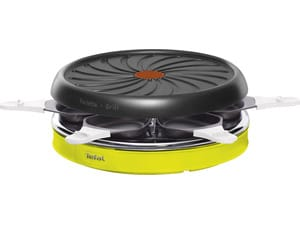Tefal Raclette + Grill DECO COLORMANIA RE1280/12